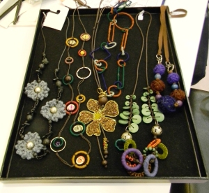 Winter necklace collection from Blue Planet