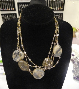 Fashion necklace from Wenzhou Foreign