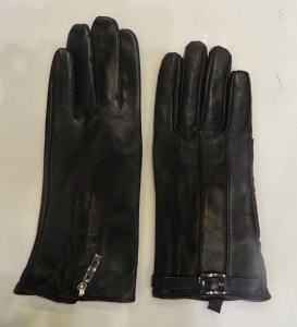 Ladies' leather gloves from Tianjin Sande