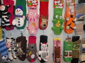3D socks from Jiangsu Skyrun