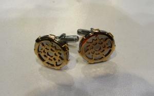 Cufflinks from Shenzhen Wollet