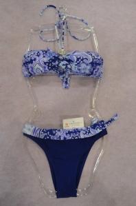 Bandeau bikini from Jinjiang Hongxing