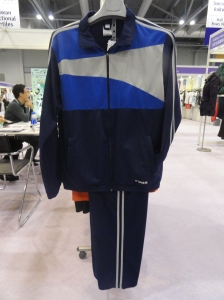 Tracksuit from Quanzhou Kempgear