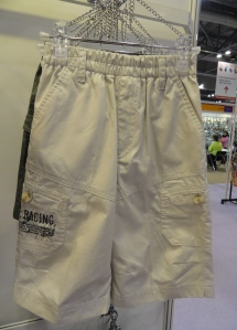 Cotton shorts from Lai Cheong