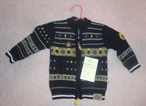 Sweater from Yantai Mensen