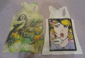 Tank tops from Ranbest