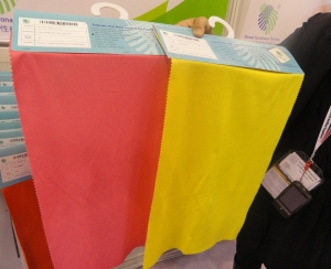 Quick-drying textiles from Taiwan Functional Textiles