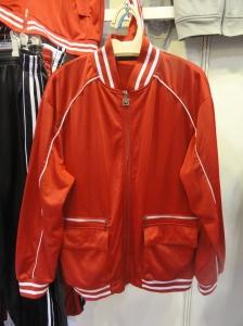 Training jacket from Haining Tangshi